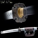 White Tachi Samurai Sword