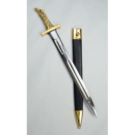 Eagle Head Artillery Sword