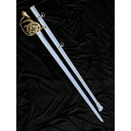 French Royal Musketeer Cavalry Sword