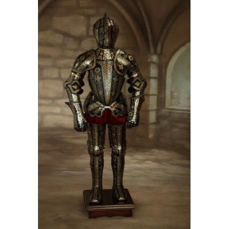 English Tournament Armor