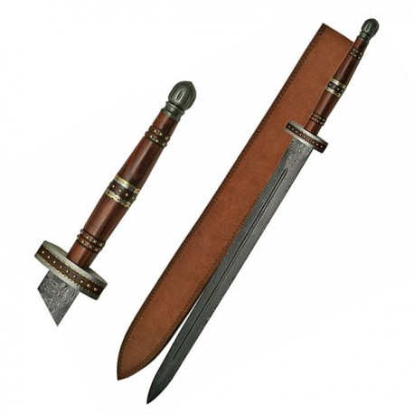 Damascus Imperial Sword