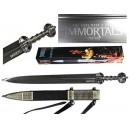 Hoplite Sword Damascus-Immortals Movie