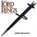Blue Scabbard for Glamdring - Sword of Gandalf the White