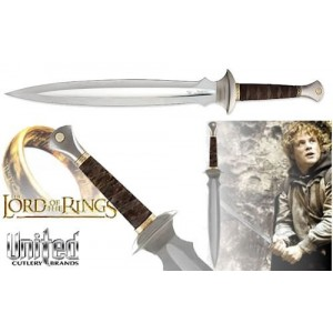 Sam Sword Lord of the Rings
