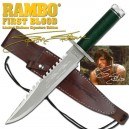 Rambo I Knife With Sylvester Stallone Signature