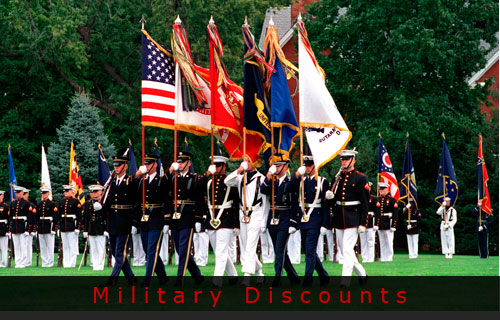 Military discounts, deals and vouchers for swords and sabers.