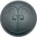Conan the Barbarian Round Buckler Shield (Green)