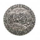 Spanish Round Shield 16th Century Philip II