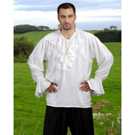 Noble's Medieval Shirt-Medieval clothing