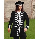 Captain La Sage Pirate Coat-Pirate costumes