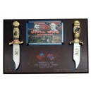 Civil War Generals Lee and Grant Bowie Knives