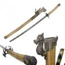 Dragon Katana-Wooden Handle