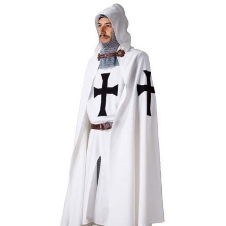 Teutonic Knight Tunic and Cloak Medieval Costume