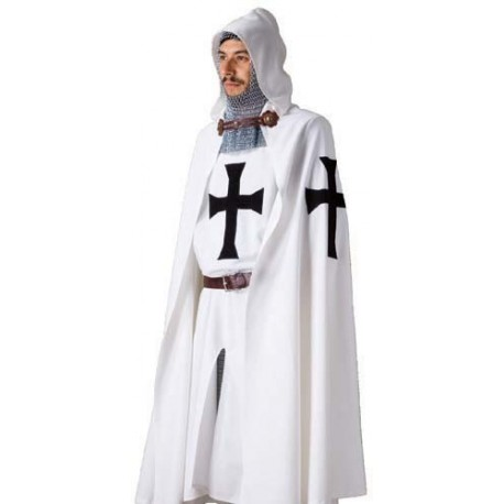 Teutonic Knight Cloak Medieval Costume