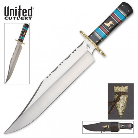 Howling Wolf Bowie UC2731