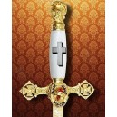 Knights Templar Masonic Sword