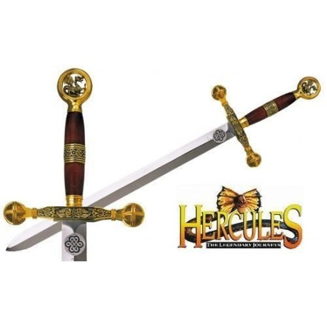 Hercules Sword Gold by Marto