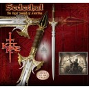 Kit Rae Sedethul Sword Gold Limited Edition
