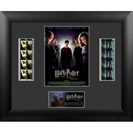 Harry Potter and the Order of the Phoenix Film Cells Double