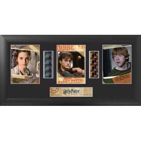 Harry Potter and the Deathly Hallows Film Cell Trio USFC5434
