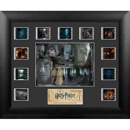 Harry Potter and the Deathly Hallows Part 2 Film Cells Mini Montage