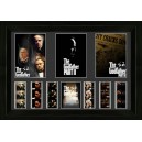 The Godfather Trilogy Collectable Film Cells