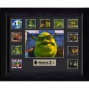 Shrek 2 Mini Film Cell Montage-Shrek Collectibles