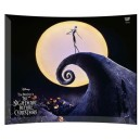 The Nightmare Before Christmas Spiral Hill Scene Fantasy Print