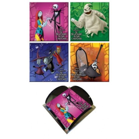 The Nightmare Before Christmas Coaster Collection