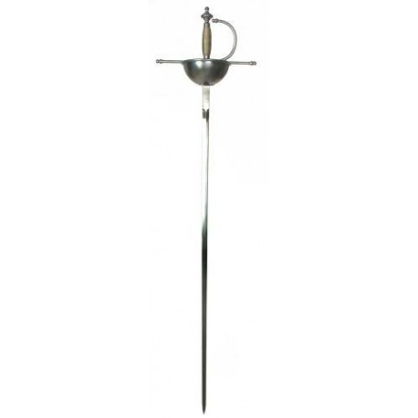 Functional Spanish Tizona Cup Hilt Rapier Battle Ready Sword