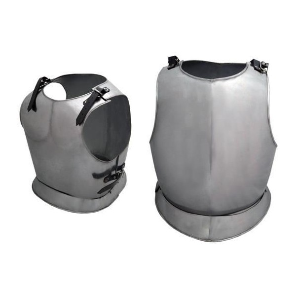 Adult Breast Plate Armor Full Size