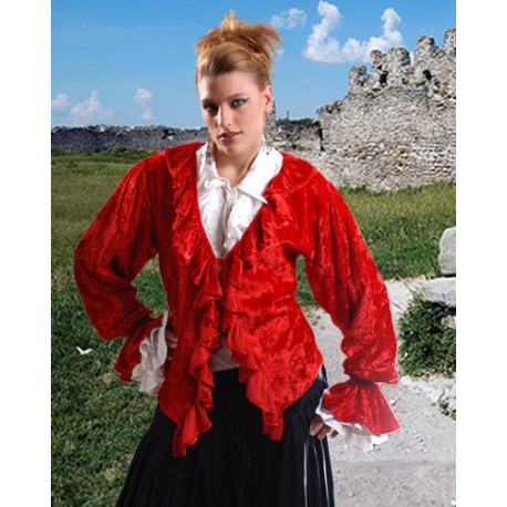 Lady Killigrew Pirate Blouse