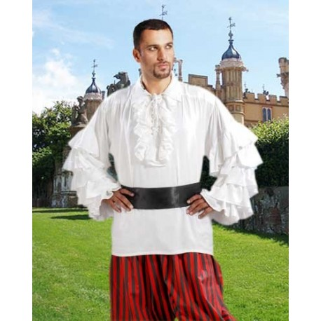 Sir Henry Morgan Pirate Shirt