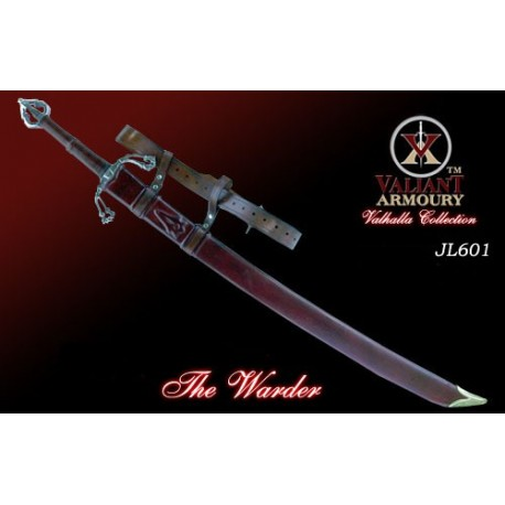 The Warder Viking Signature Sword