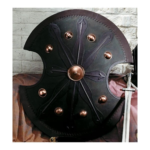 Ancient trojan shield