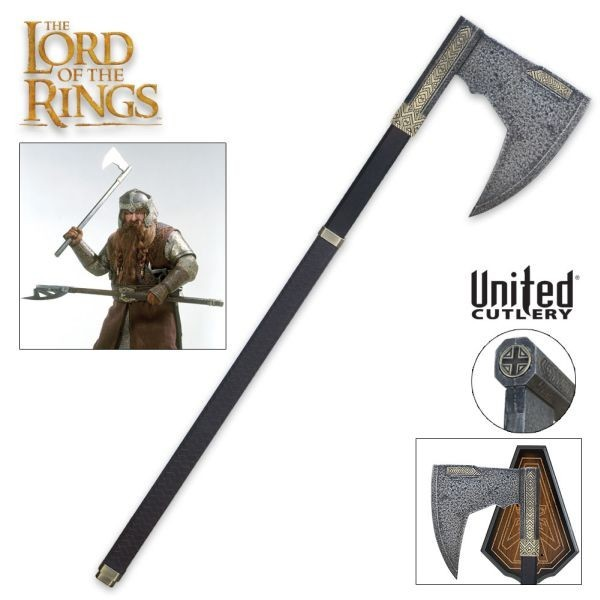 United Cutlery Lord Of The Rings Mini Replica Swords