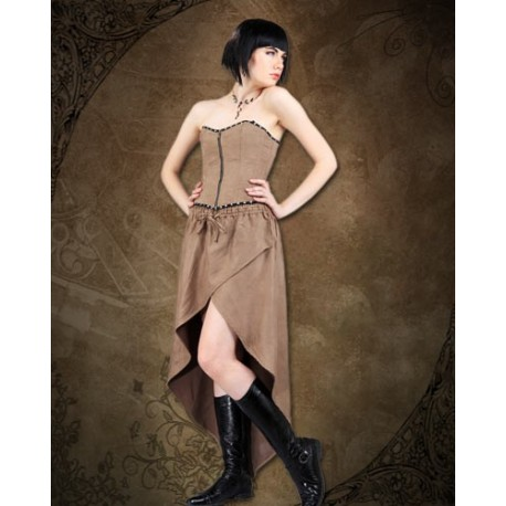 Whitfield Steampunk Skirt