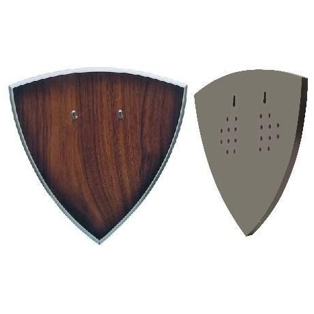 Shield Universal Sword Display Plaque