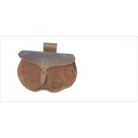 Soldier Military Pouch 15th Century OB0616