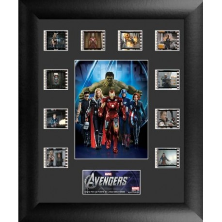 The Avengers Mini Film Cell Montage USFC5916