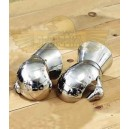 Stainless Steel Gauntlets for Sport
