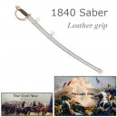 1840 Army Cavalry Saber Sword