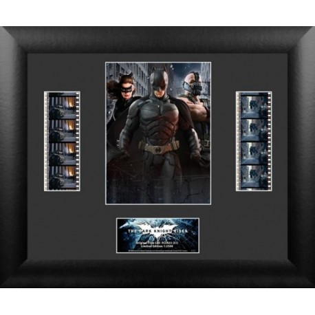 The Dark Knight Rises Double Film Cell USFC5923