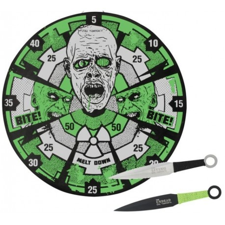 Zombie Melt Down Glow in the Dark Target Click to enlarge Zombie Melt Down Glow in the Dark Target