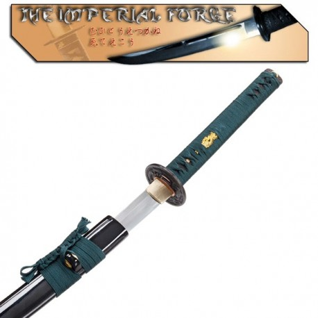 Imperial Forge Competition Cutting Katana