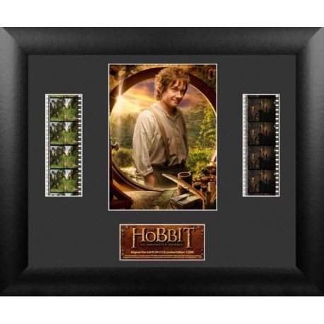 The Hobbit Film Cell-Bilbo