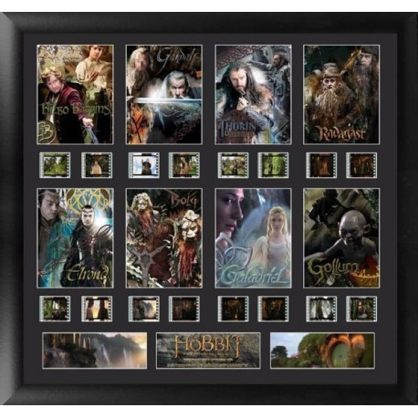 The Hobbit Character Montage USFC5954