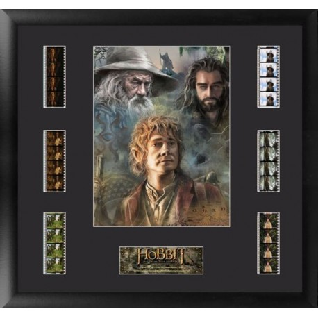 The Hobbit Collectible Film Cell Montage USFC5960