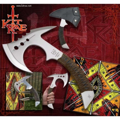 Kit Rae Aircobra Throwing Axe