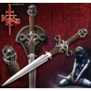Kit Rae Death Head Dagger